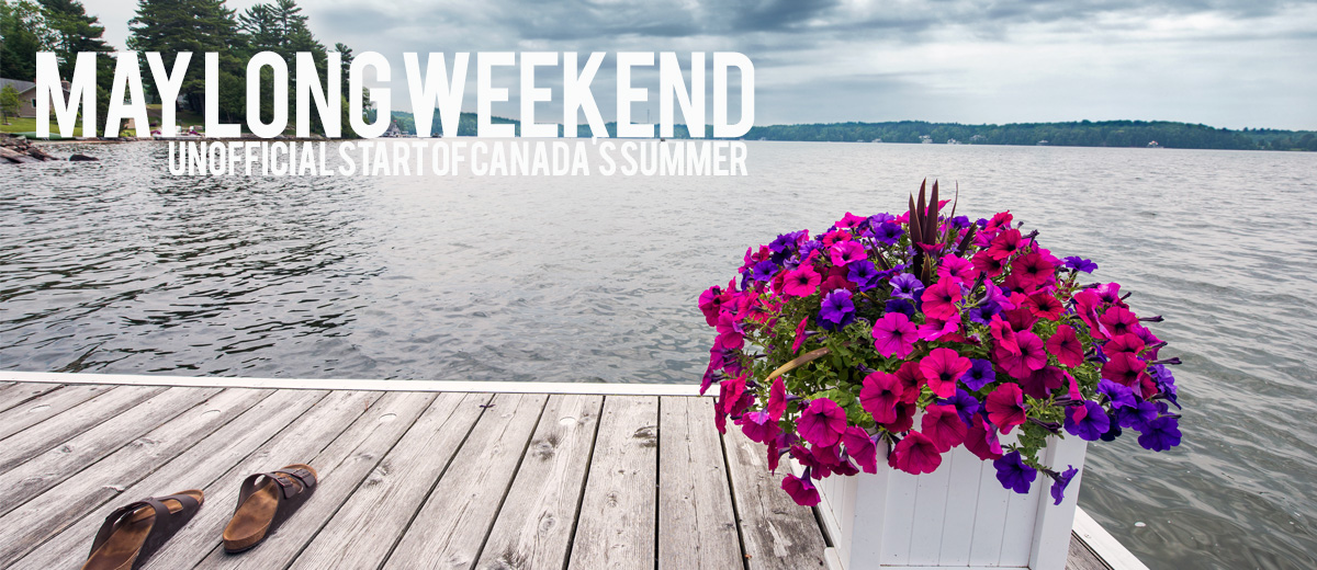 Image result for victoria day long weekend