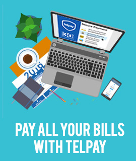 how to pay qb bill through telpay