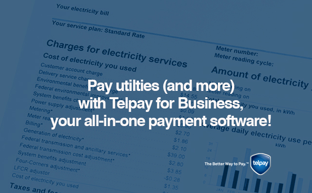 Pay Utilities (and more) with Telpay | Telpay Blog